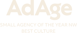 AdAge Small Agency of the Year NW