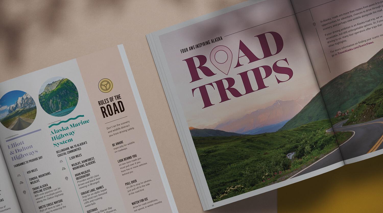 Travel Alaska Vacation Planner Spawn Ideas