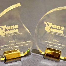 AASHTO Safety Campaign Award